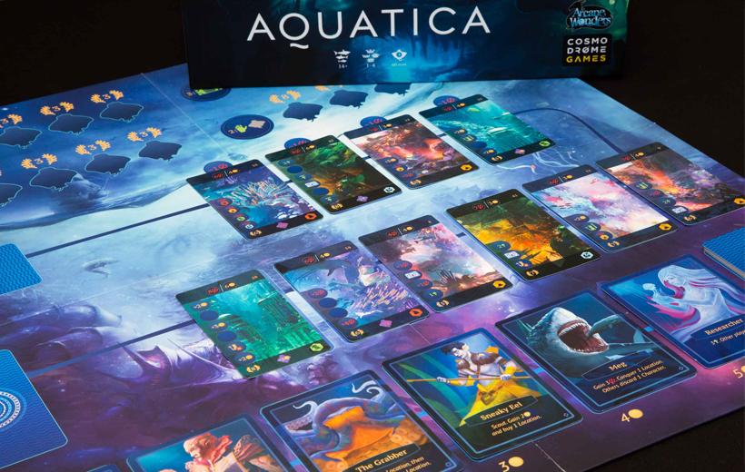 Aquatica Set Up