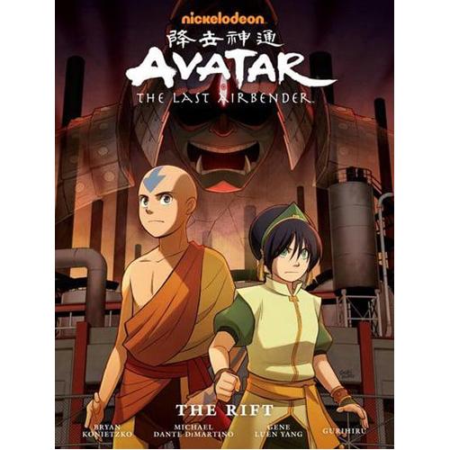 Avatar: The Last Airbender - The Rift Library Edition (Hardback)