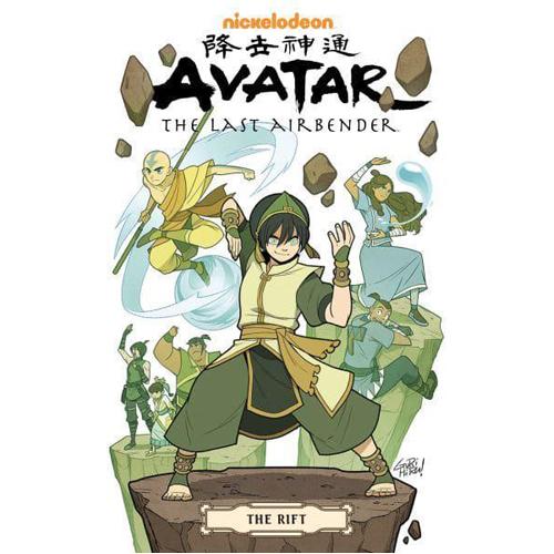 Avatar: The Last Airbender--The Rift Omnibus (Paperback)