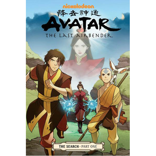 Avatar: The Last Airbender - The Search Part 1 (paperback)