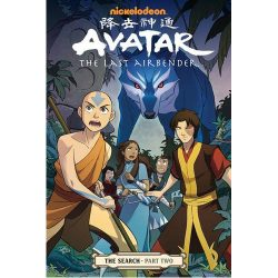 Avatar: The Last Airbender - The Search Part 2 (Paperback)