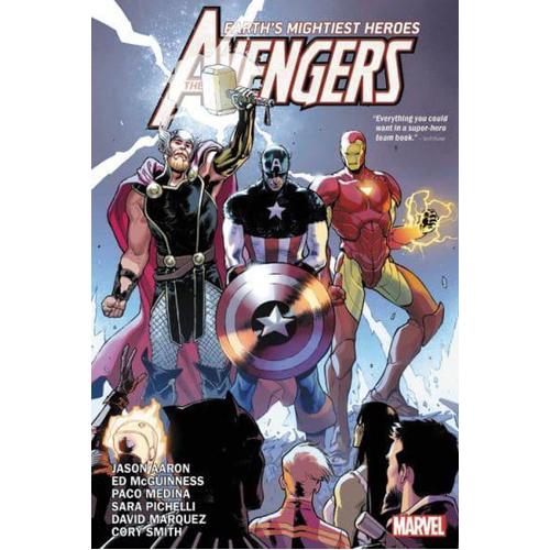 Avengers By Jason Aaron Vol. 1 (Hardback)