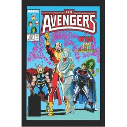Avengers Epic Collection: Heavy Metal (Paperback)