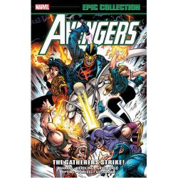 Avengers Epic Collection: The Gatherers Strike (Paperback)