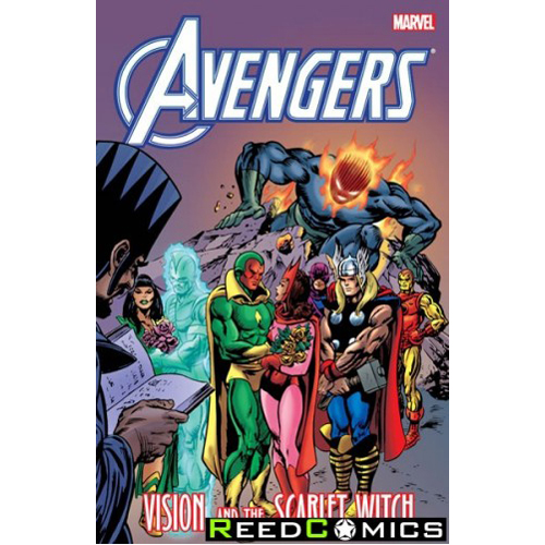 Avengers: Vision and the Scarlet Witch (Paperback)
