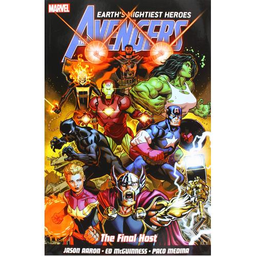 Avengers Vol. 1: The Final Host (Paperback)