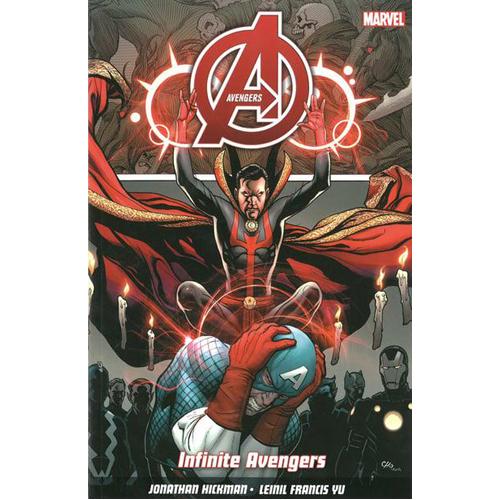 Avengers Vol. 5: Infinite Avengers (Paperback)