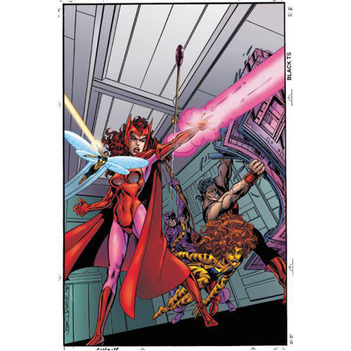 Avengers West Coast Epic Collection: Vision Quest (Paperback)