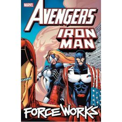 Avengers/Iron Man: Force Works (Paperback)