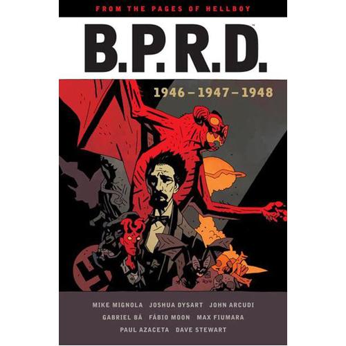 B.P.R.D: 1946-1948 (Hardback)