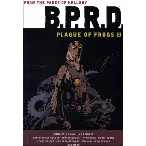 B.P.R.D: Plague of Frogs Volume 1 (Paperback)