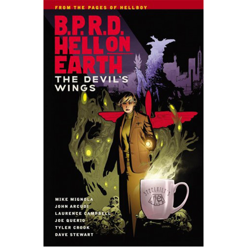 B.P.R.D. Hell on Earth Volume 10: The Devil's Wings (Paperback)