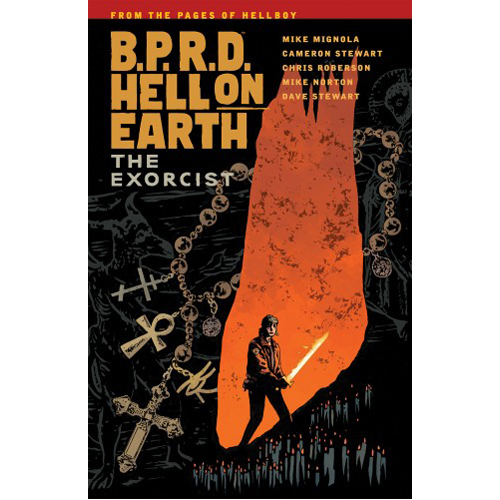 B.P.R.D. Hell on Earth Volume 14: The Exorcist (Paperback)