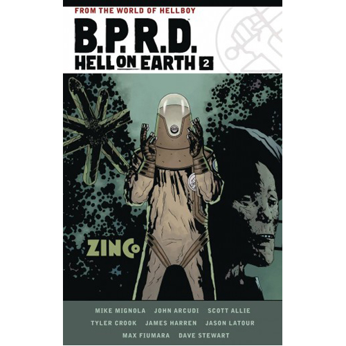 B.P.R.D. Hell on Earth Volume 2 (Paperback)