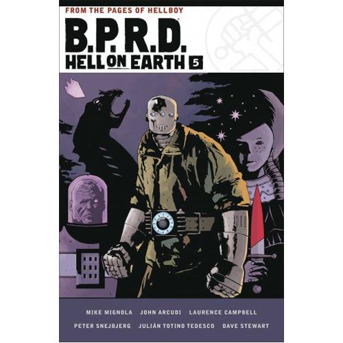 B.P.R.D. Hell on Earth Volume 5 (Hardback)