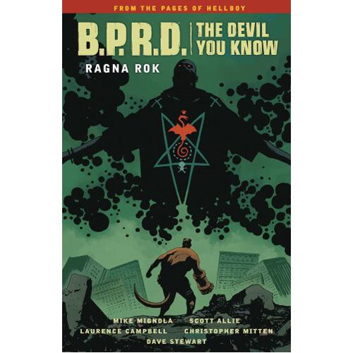 B.P.R.D.: The Devil You Know Volume 3 - Ragna Rok (Paperback)