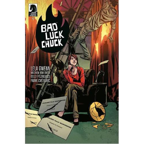 Bad Luck Chuck (Paperback)