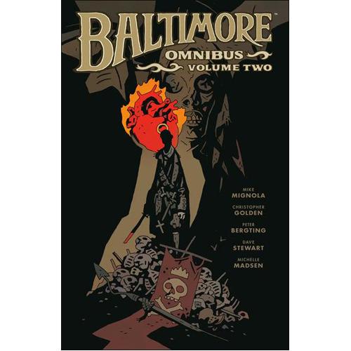 Baltimore Omnibus Volume 2 (Hardback)