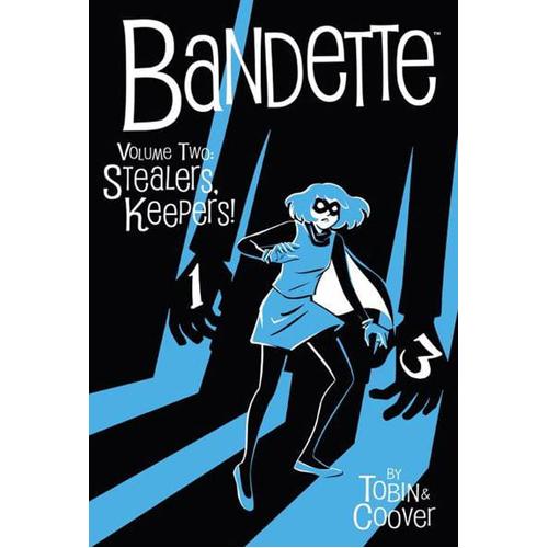 Bandette Volume 2: Stealers, Keepers! (Paperback)