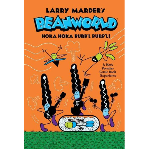 Beanworld Volume 4 (Hardback)