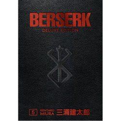 Berserk Deluxe Volume 5 (Hardback)