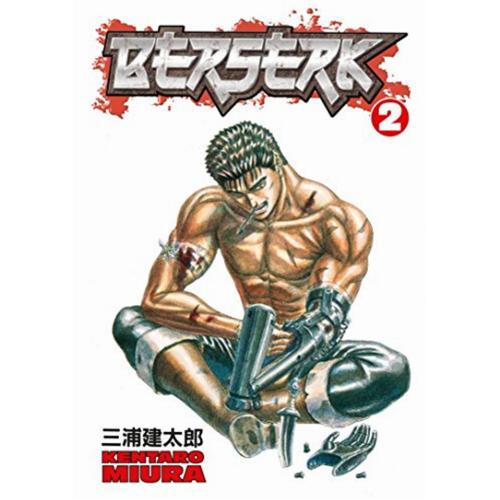 Berserk Volume 2 (Paperback)