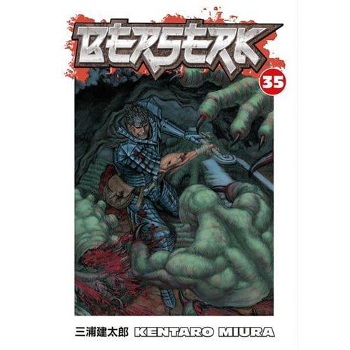 Berserk Volume 35 (Paperback)