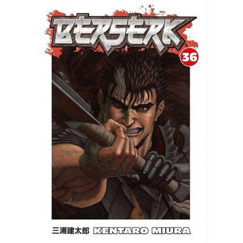 Berserk Volume 36 (Paperback)