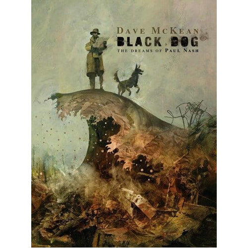 Black Dog: The Dreams of Paul Nash (Second Edition) (Paperback)