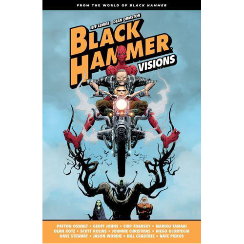 Black Hammer: Visions Volume 1 (Hardback)
