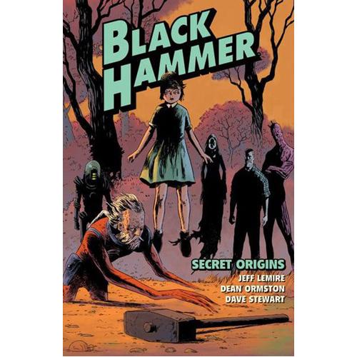Black Hammer Volume 1: Secret Origins (Paperback)