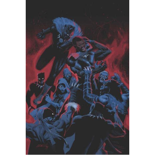 Black Panther Book 9: The Intergalactic Empire of Wakanda Part 4 (Paperback)