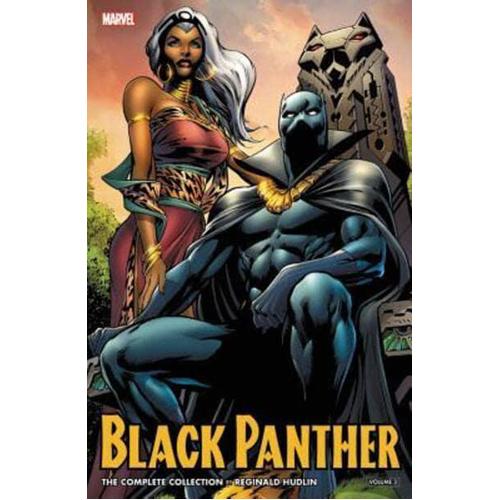 Black Panther by Reginald Hudlin: The Complete Collection Vol. 3 (Paperback)