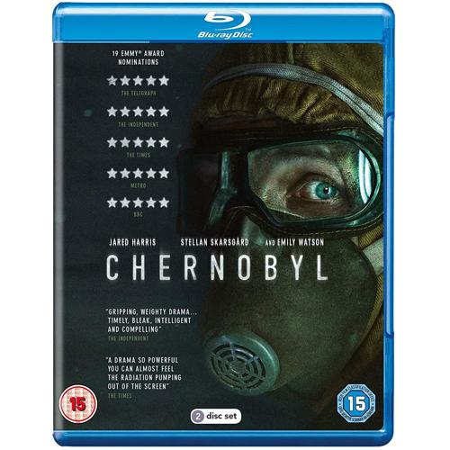 Chernobyl - The Complete Mini Series - Blu-ray