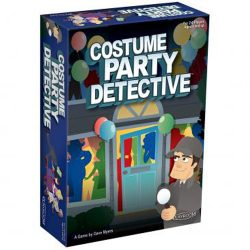 Costume Party Detective board game