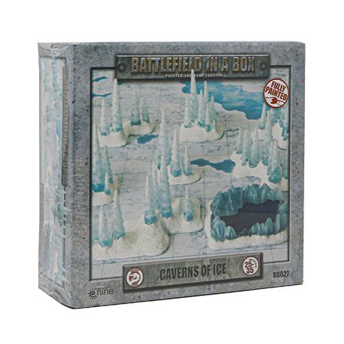 D&D: Icewind Dale - Caverns of Ice 3D Terrain Set
