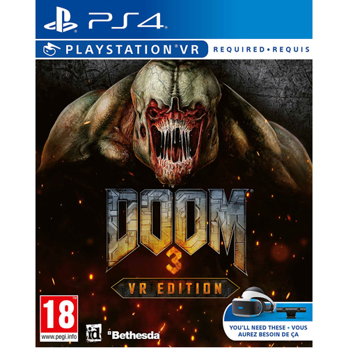 DOOM 3: VR Edition - PS4