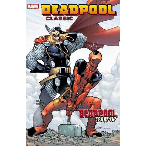 Deadpool Classic Volume 13: Deadpool Team-Up (Paperback)