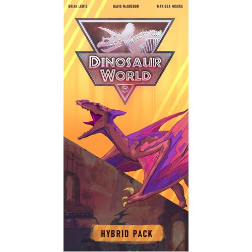 Dinosaur World: Hybrid Pack - Kickstarter Edition