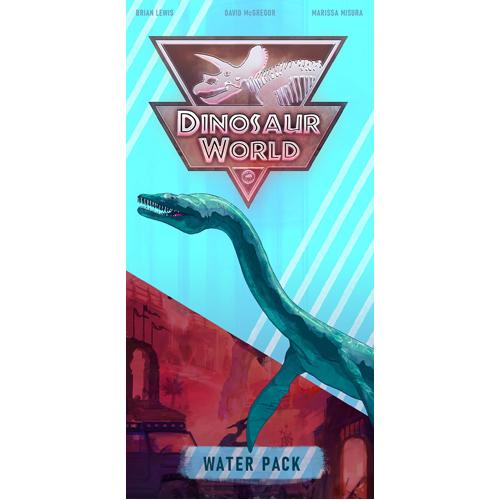Dinosaur World: Water Pack - Kickstarter Edition