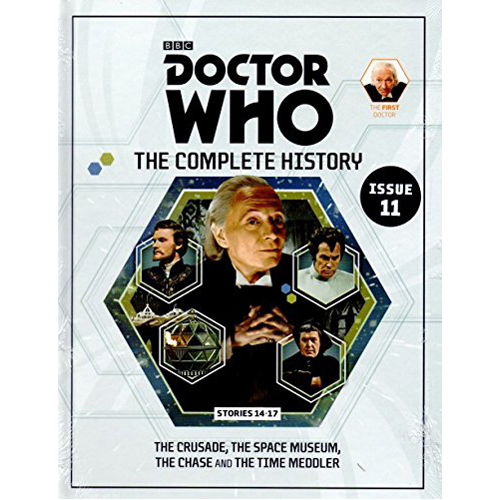 Doctor Who: The Complete History Issue 11 (Hardback)