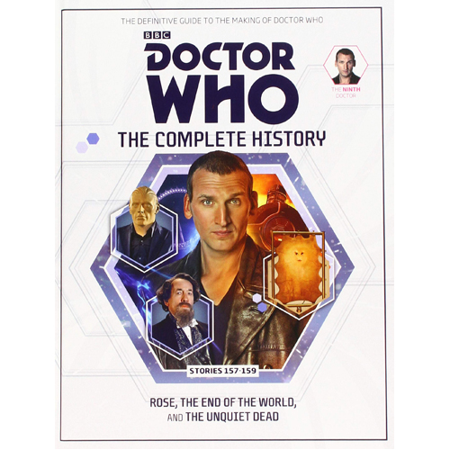 Doctor Who: The Complete History Issue 12 (Hardback)