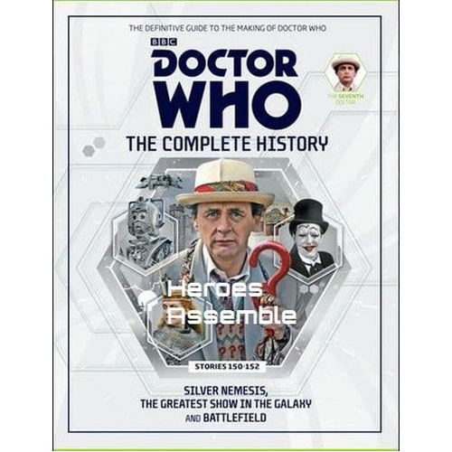 Doctor Who: The Complete History Issue 13 (Hardback)