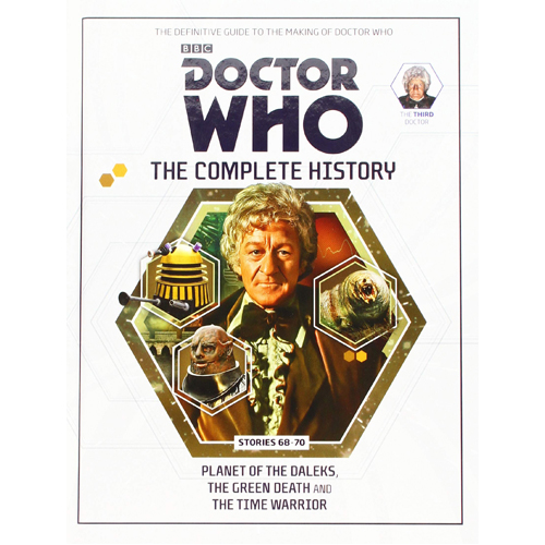 Doctor Who: The Complete History Issue 16 (Hardback)