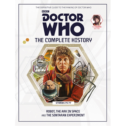 Doctor Who: The Complete History Issue 19 (Hardback)