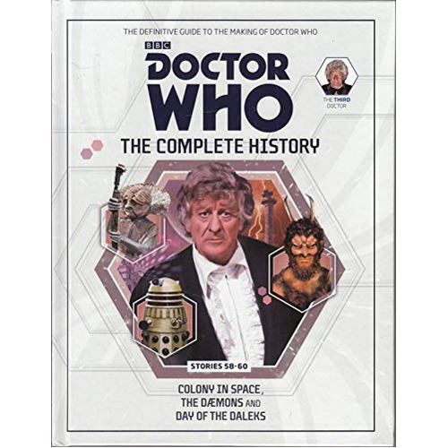 Doctor Who: The Complete History Issue 2 (Hardback)