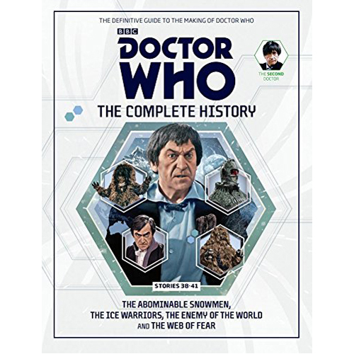 Doctor Who: The Complete History Issue 20 (Hardback)