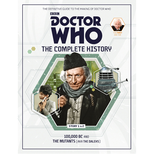 Doctor Who: The Complete History Issue 4 (Hardback)