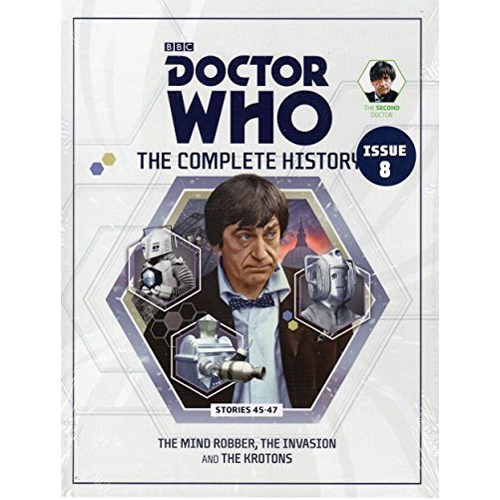 Doctor Who: The Complete History Issue 8 (Hardback)