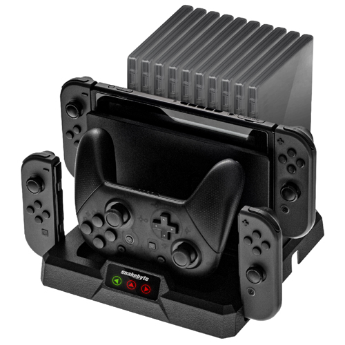 Dual Charge:Base S - Nintendo Switch